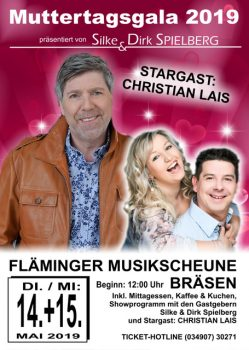 Muttertag Christian Lais